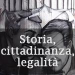 Storia, cittadinanza, legalità