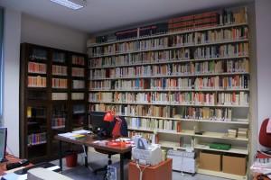 chiusura temporanea archivio e biblioteca