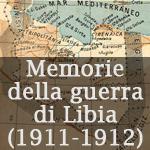 Memorie della guerra di Libia
