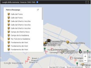 luoghi memoria venezia