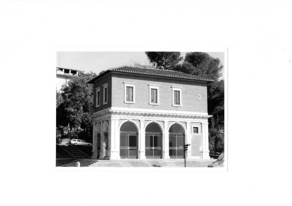 PalazzinaLaVignola, sede Irsifar
