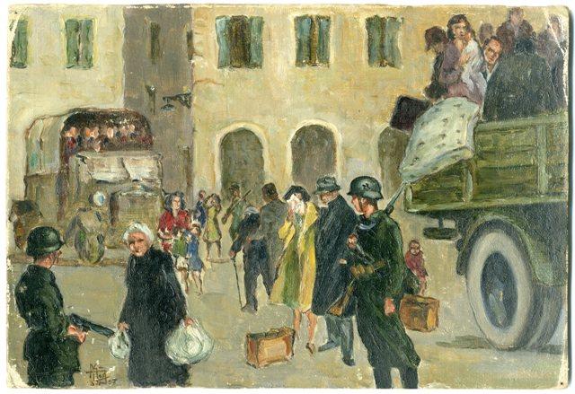 Lucca e l'Italia in guerra
