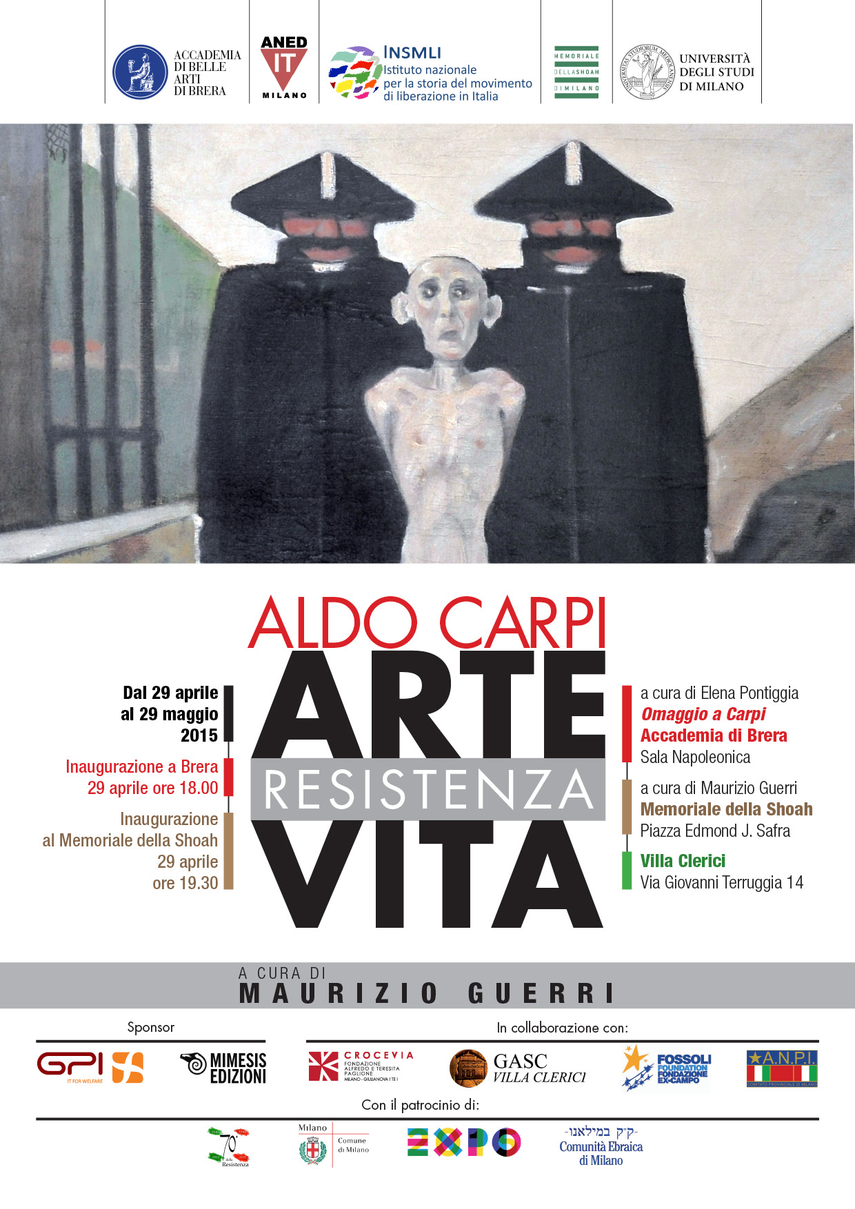 Post Thumbnail of Aldo Carpi. Arte, vita, resistenza