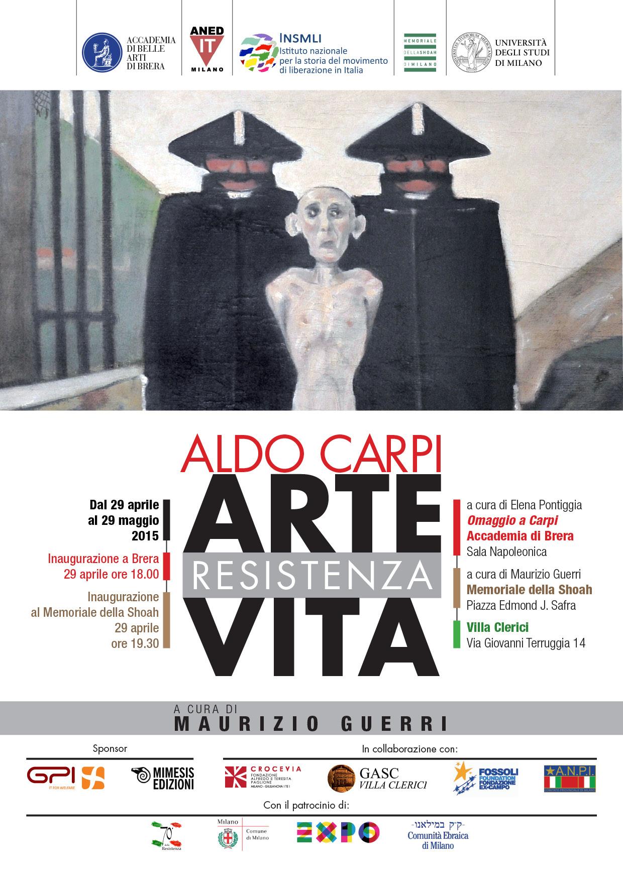Mostra su Aldo Carpi