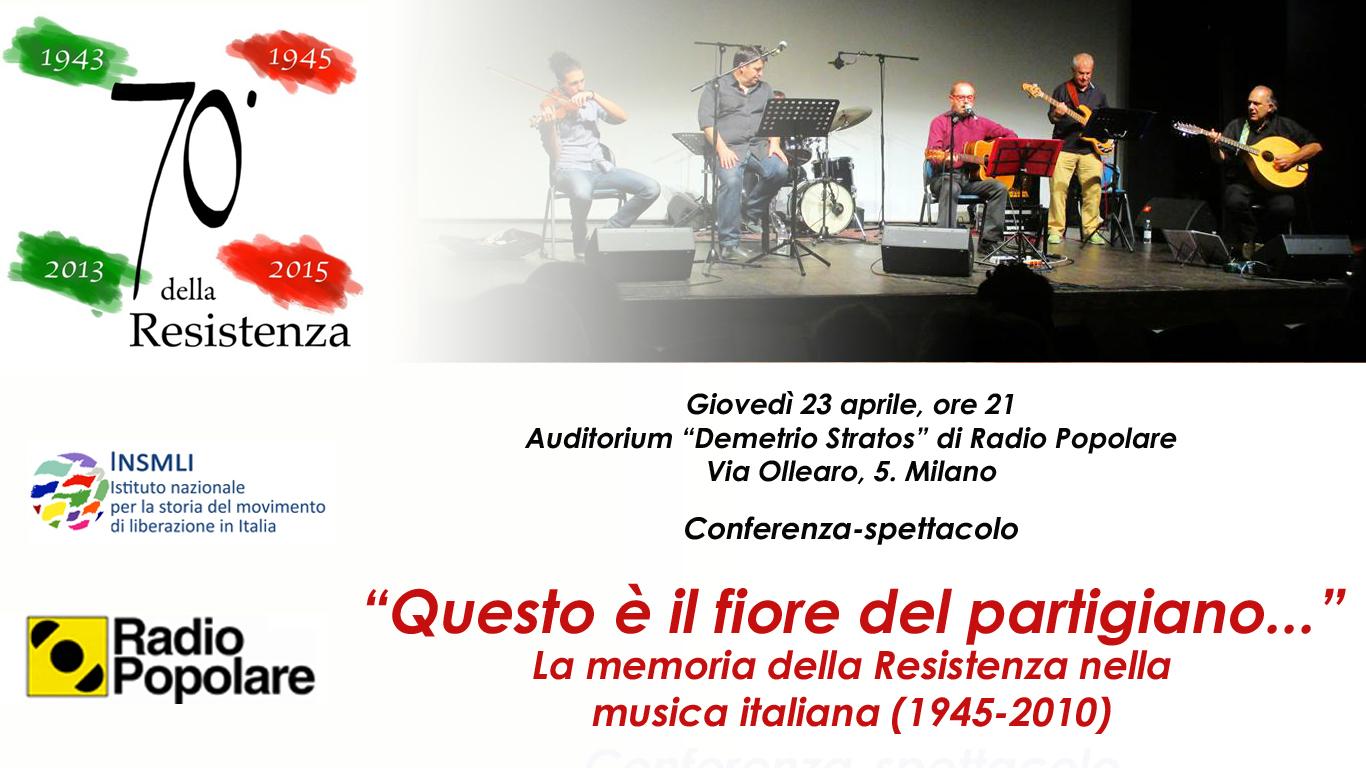 Resistenza e musica italiana