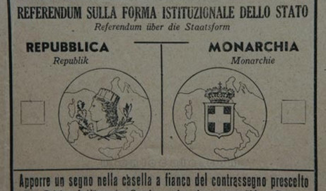 Dal regime alla Repubblica: la transizione del 1946