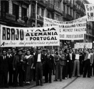 guerra civile spagnola spagna nel cuore