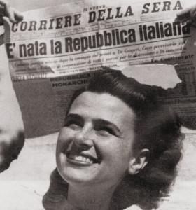 donna festa della repubblica
