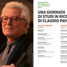 Convegno su Claudio Pavone