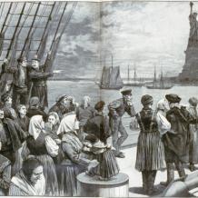 Migranti di ieri e di oggi