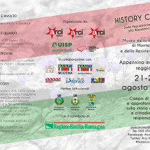 History camp 2.0 a Montefiorino