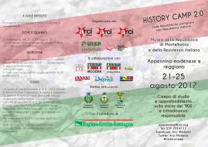 Pieghevole History Camp 2 copy