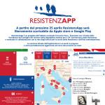 resistenzapp flyer