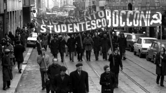 Insegnare il decennio 1968-1978