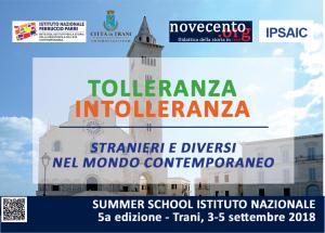 tolleranza / intolleranza