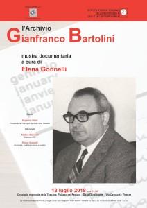 archivio gianfranco bartolini