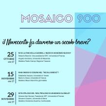 """Ciclo di Incontri """"Mosaico 900"""""""