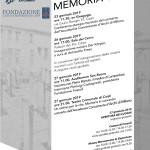 Giorno della memoria a Carpi