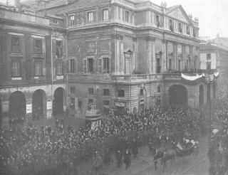 """Ciclo di incontri """"Milano 1919"""""""