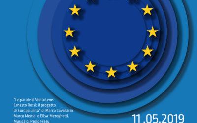 Le parole di Ventotene. Ernesto Rossi: il progetto di Europa unita