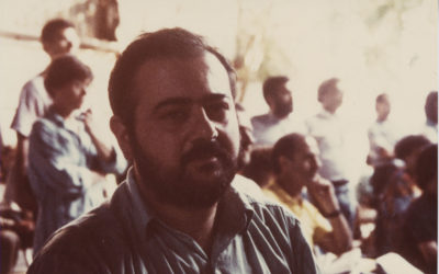 Ricordo di Antonino Criscione a 15 anni dalla morte