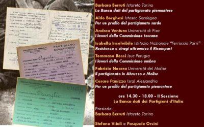 Partigiani d'Italia. Il fondo Ricompart come fonte per la storia della Resistenza italiana