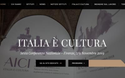 """Valdo Spini (AICI): """"Ampliare l'Art Bonus: la cultura non si ferma"""""""