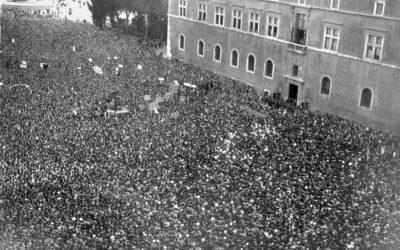 10 giugno 1940: a ottant'anni dall'ingresso dell'italia nella seconda guerra mondiale