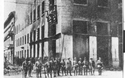 Centenario del rogo del Narodni dom 1920-2020