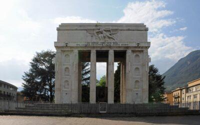 I luoghi della memoria fascista