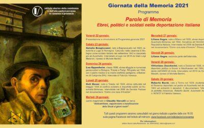 Parole di Memoria. Ebrei, politici e soldati nella deportazione italiana