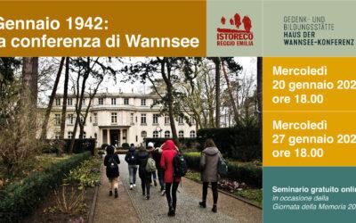 Gennaio 1942: la conferenza di Wannsee