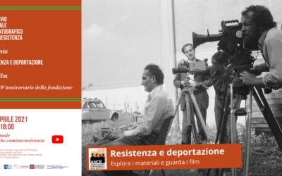 Resistenza e deportazione, 8 film per il 50° anniversario dell'ANCR
