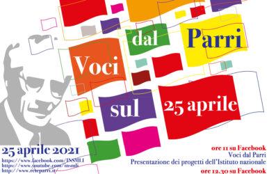 Voci dal Parri sul 25 aprile