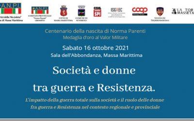 Società e donne tra guerra e Resistenza