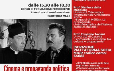 Cinema e propaganda politica in Italia dal dopoguerra agli anni '80